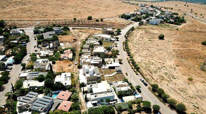 יישוב חד נס העיירה הצפונית ברמת הגולן של תיירות צימרים יוקרתיים.