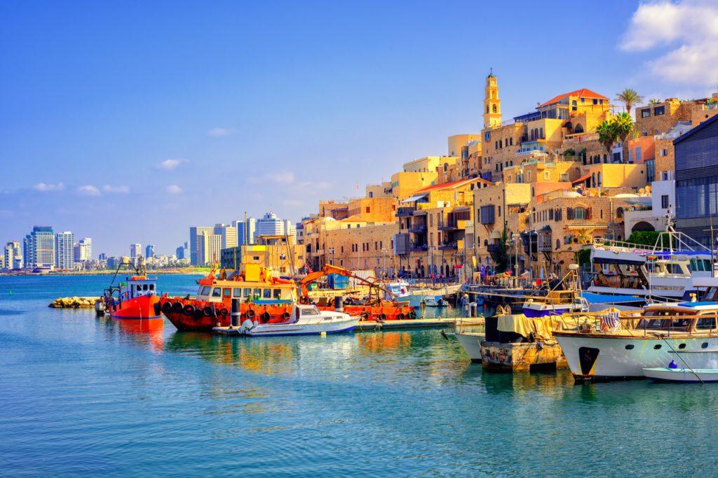 תיירות תל אביב יפו עיר הנמל בתיהם של אומנים לצד מסעדות ומועדונים